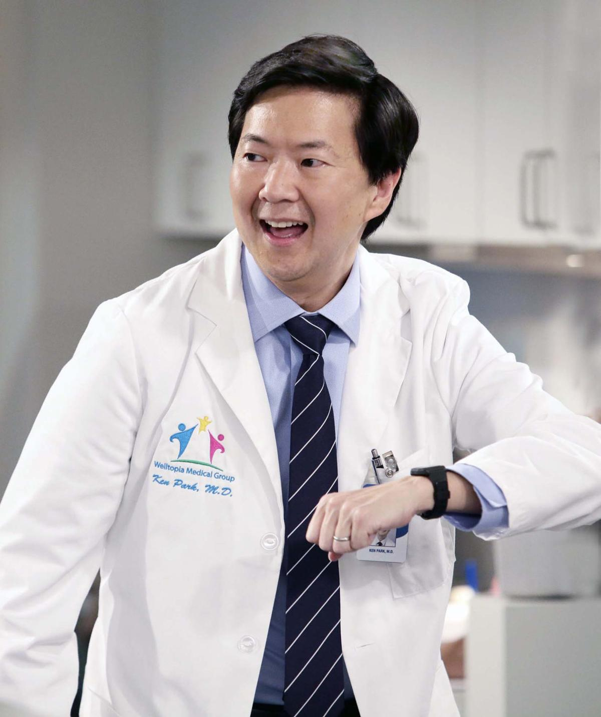 Ken Jeong Was A Doctor And Now He Plays One On Tv Blog Go Triad A E Extra Greensboro Com