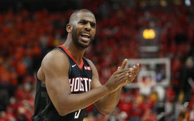 Rockets Jazz Basketball