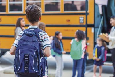 Hood school bus 081119