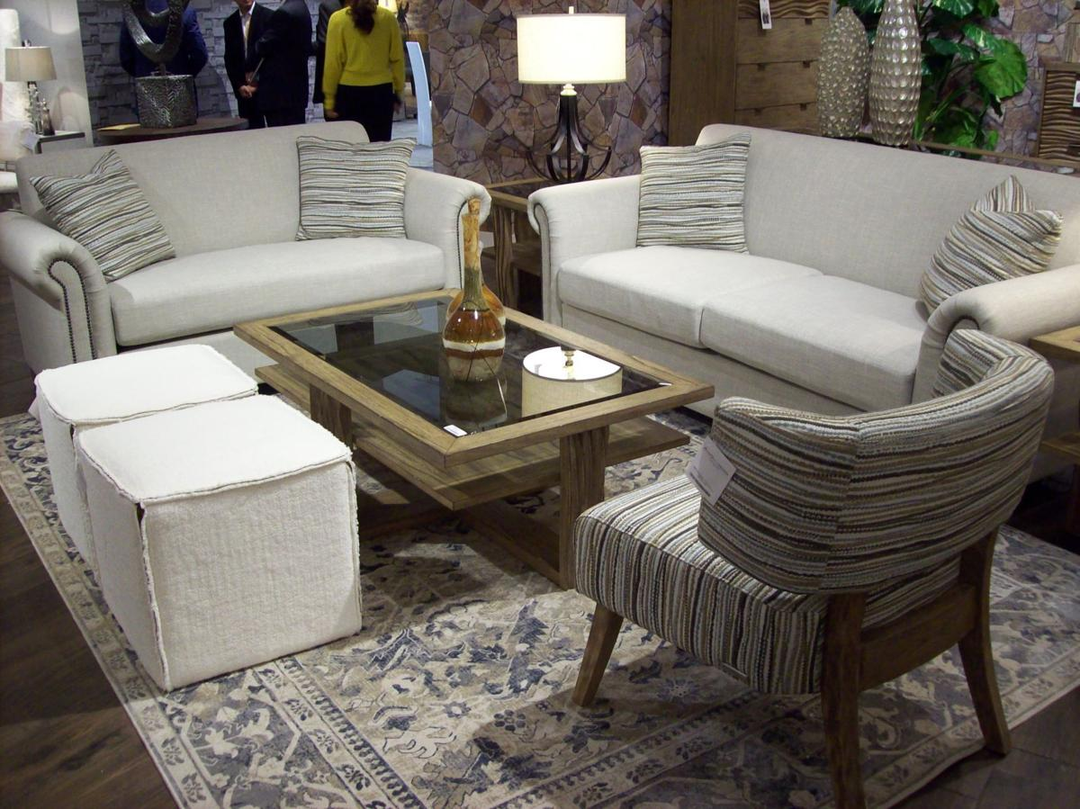 Former supermodel Kathy Ireland unveils furniture line at ...