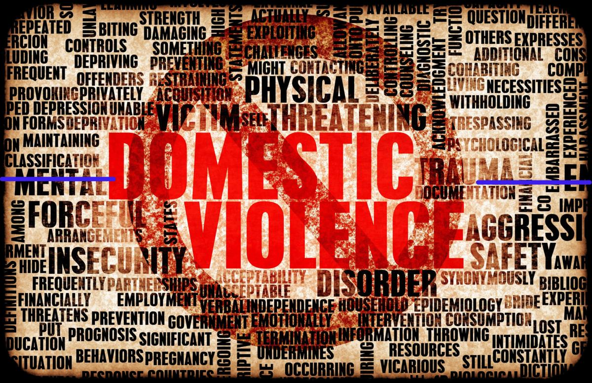 Stop Domestic Violence and Abuse as a Abstract