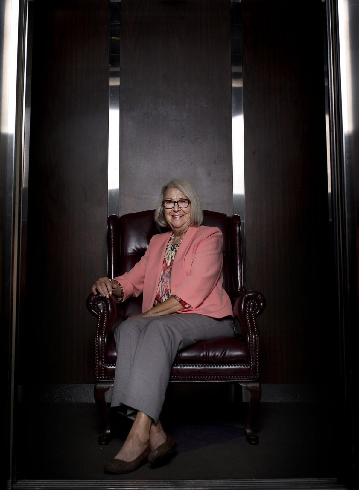 The improbable rise of the 'Elevator Queen'   State & Region