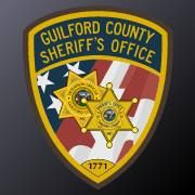 Guilford County Sheriffs Office Badge