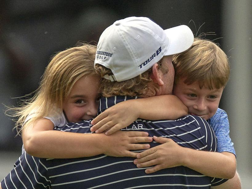 Ed Hardin: 'This changes everything' for Wyndham Championship