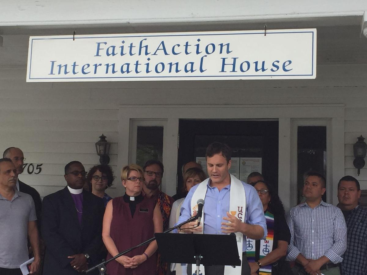 FaithAction press conference