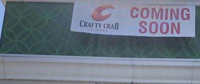 Crafty Crab restaurant