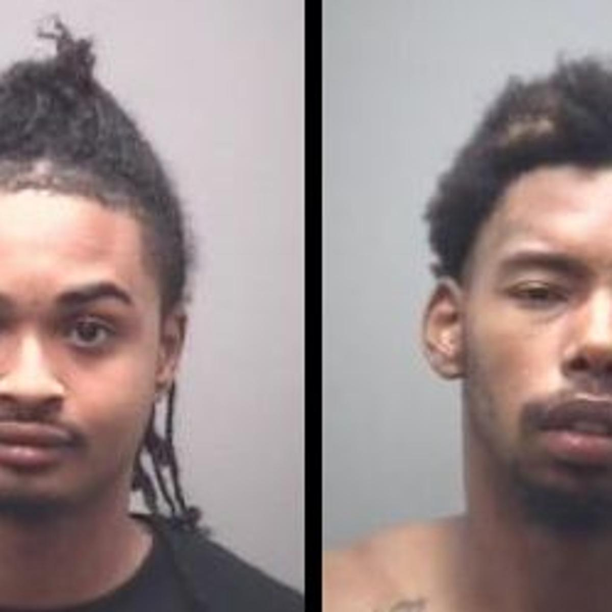 2 Greensboro men charged in two Mebane break-ins | State