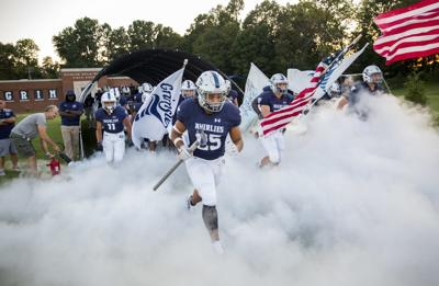 Grimsley vs Eastern prep football (copy)