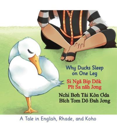 Why Ducks Sleep on One Leg