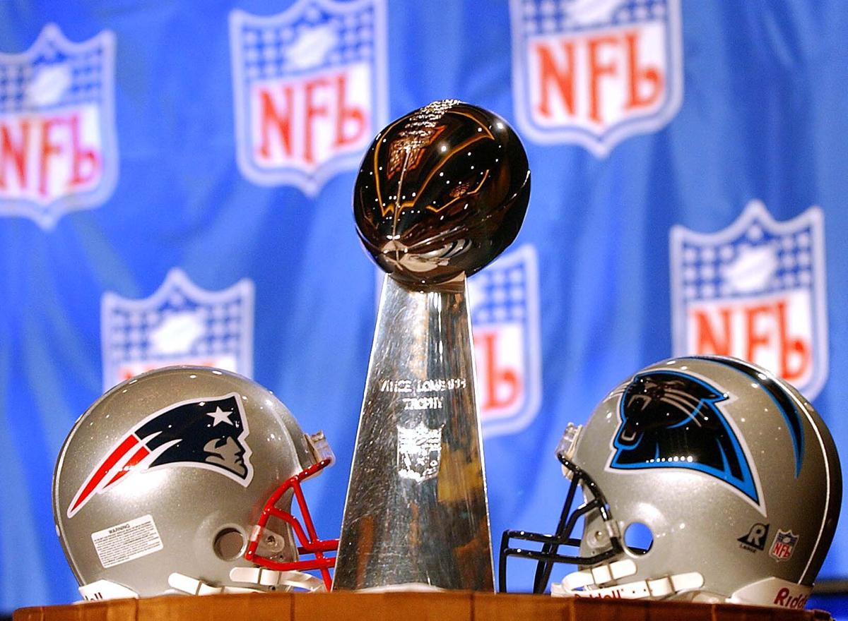 4b3b254b0f1 Super Bowl XXXVIII Panthers | Gallery | greensboro.com