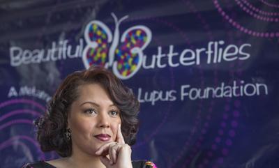 Beautiful Butterflies lupus foundation