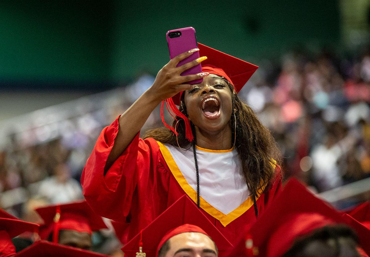 2019 Andrews High School graduation