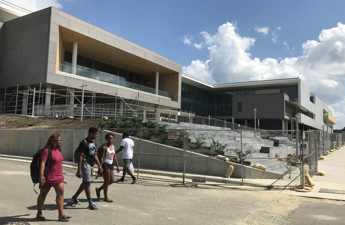 NCAT student center