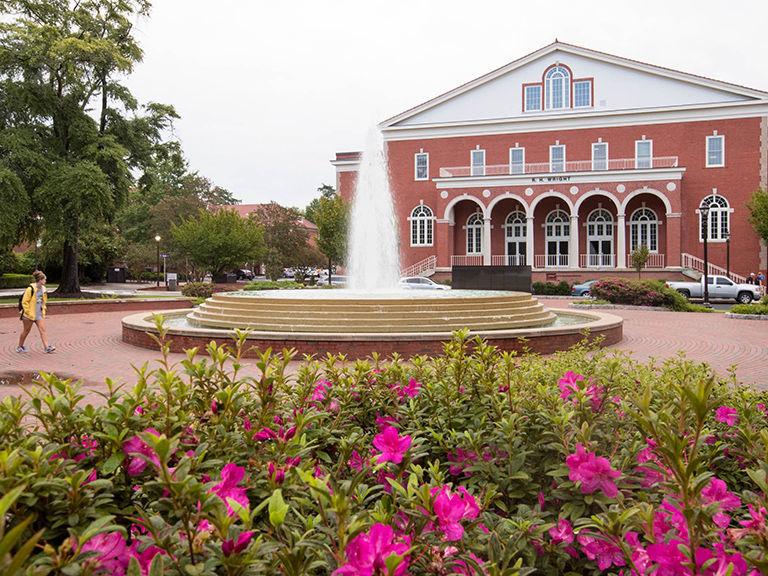 East Carolina University ECU Wright Auditorium