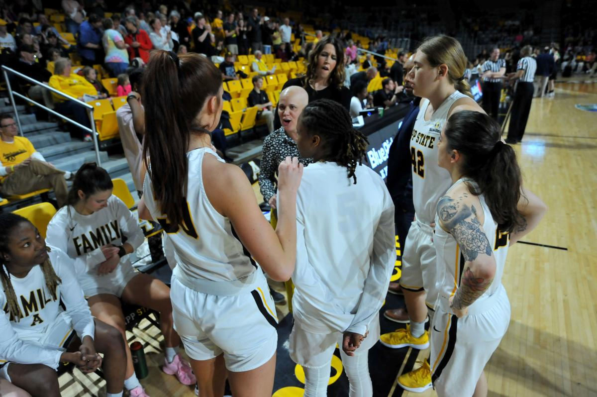 Five Things To Know As App State Women S Basketball Opens Its Season Greensboro Com