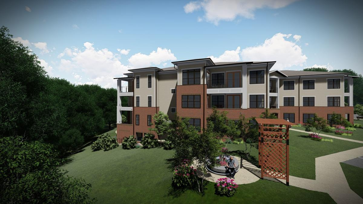 Villas planned for Friends Homes West