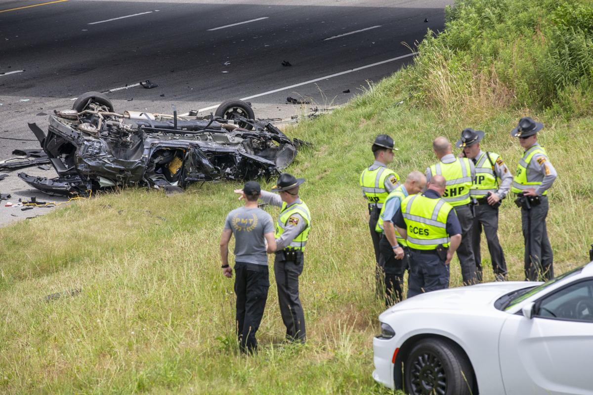 Troopers ID driver killed in wrong-way crash at I-73 bridge