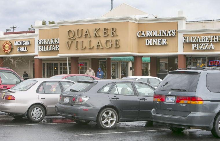 quaker exterior