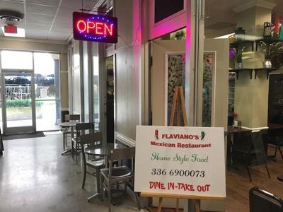 Flavianos Mexican Restaurant