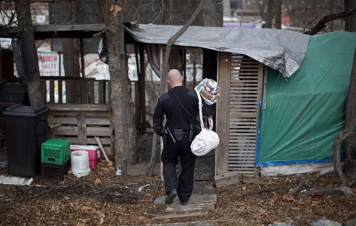 Homeless camp (copy)