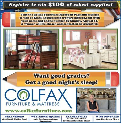 Colfax giveaway