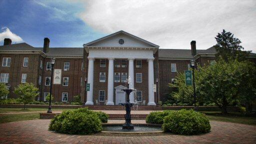 Greensboro college campus