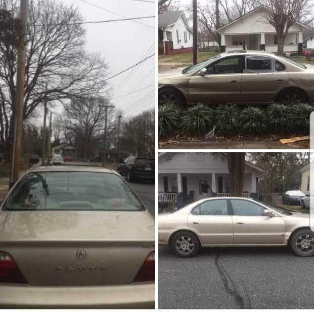 Amber Alert vehicle