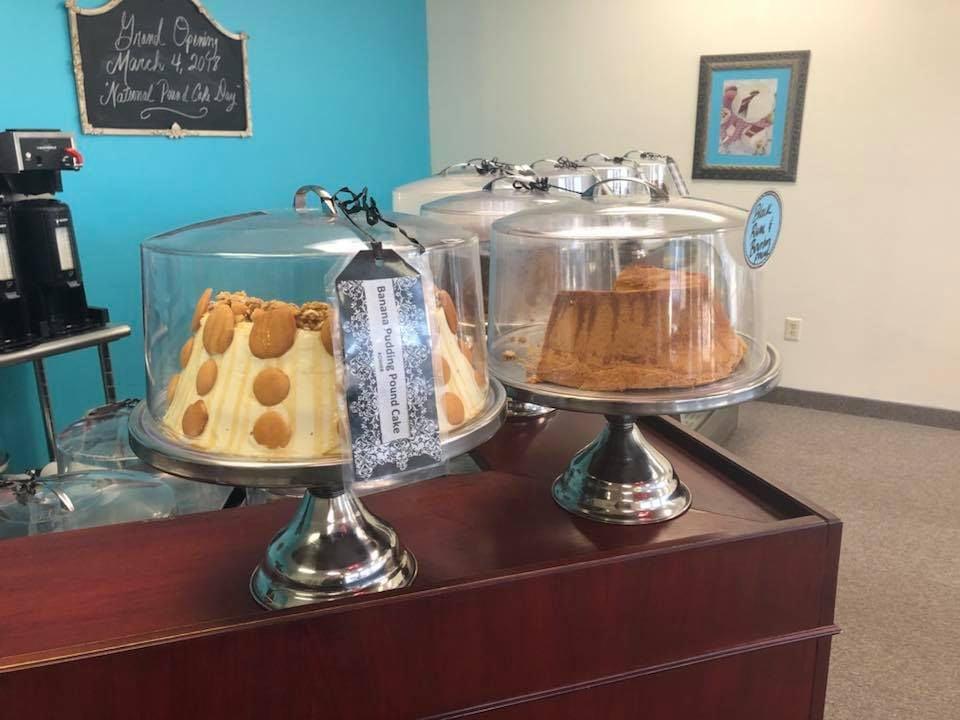 Pound Cake Shop Grand Opening In Greensboro On Sunday Blog Short