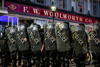 Amid protests and calls to defund the police, law enforcement leaders in the limelight