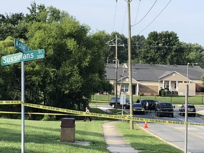 Sussmans Park shooting
