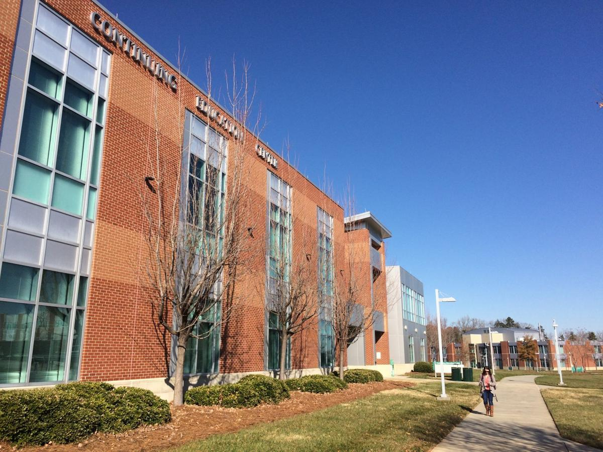 Guilford Technical Community College GTCC Greensboro Campus