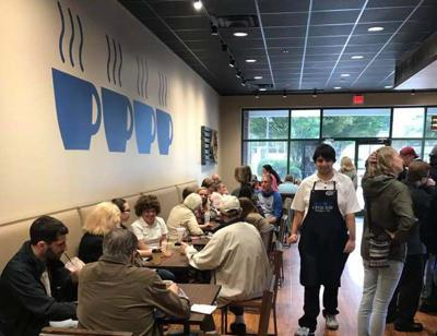 New Coffee Shop Employs People With Disabilities Dining