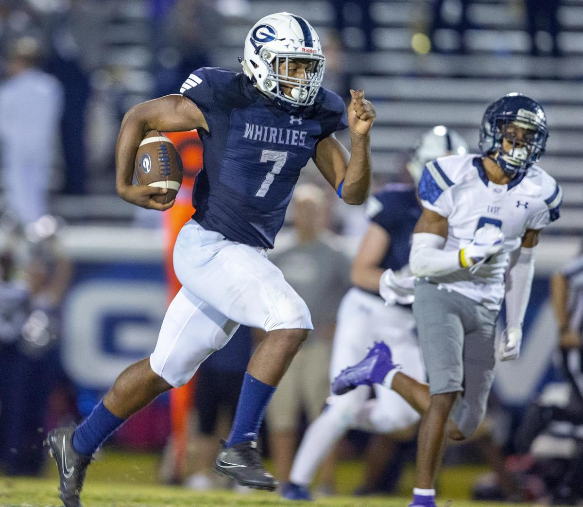 Grimsley vs East Forysth in battle of unbeatens (copy)