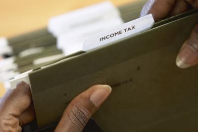 taxes income