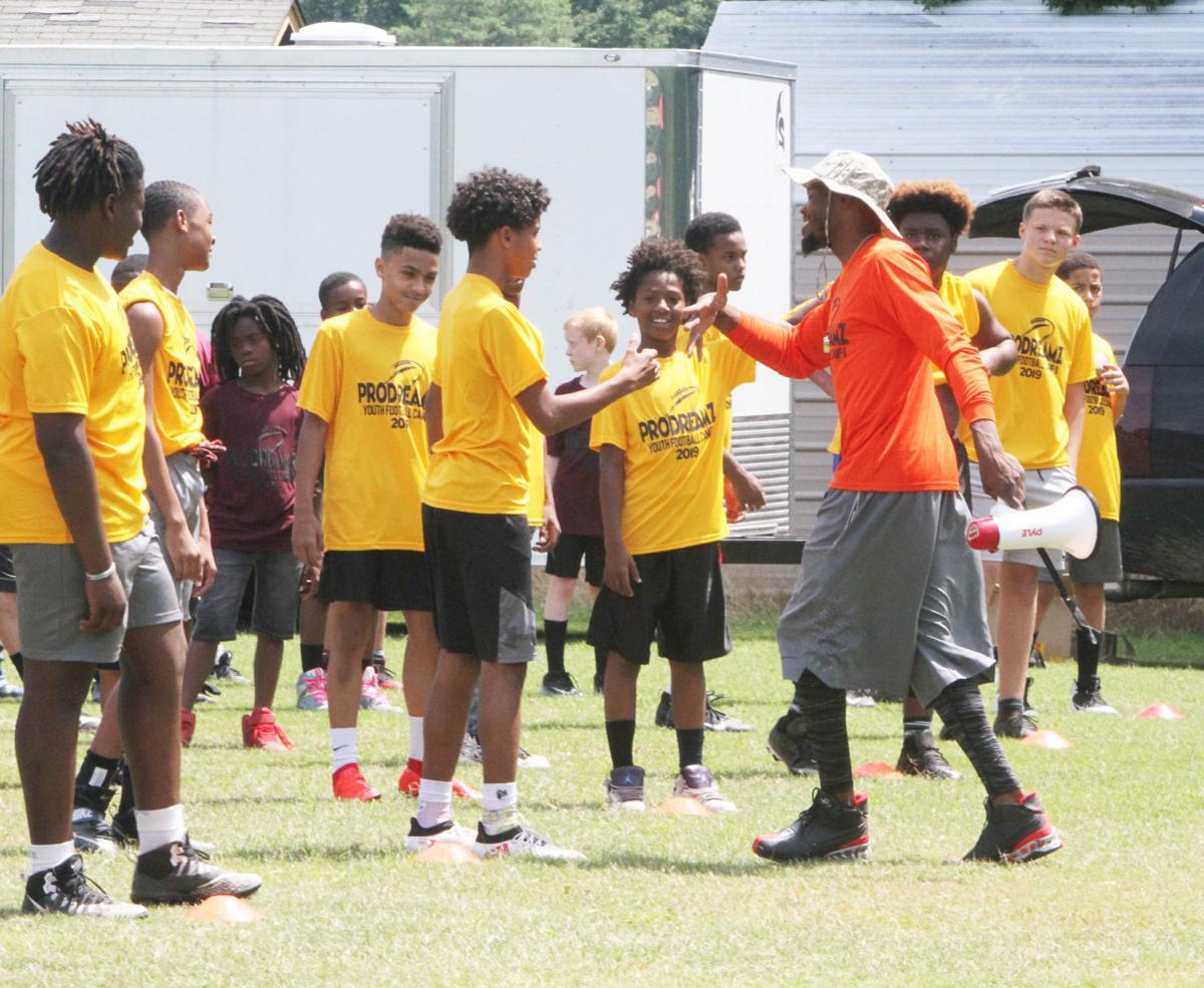 football camp 1