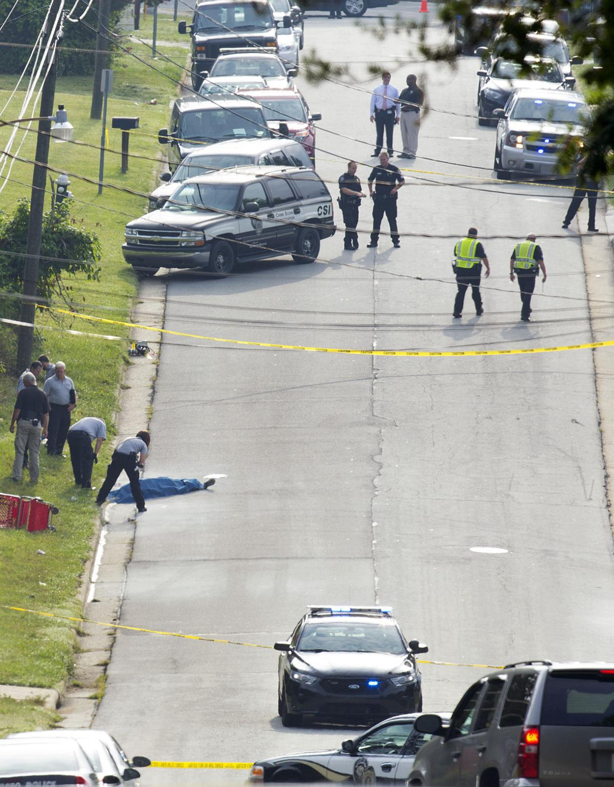 Man Found Dead in Greensboro