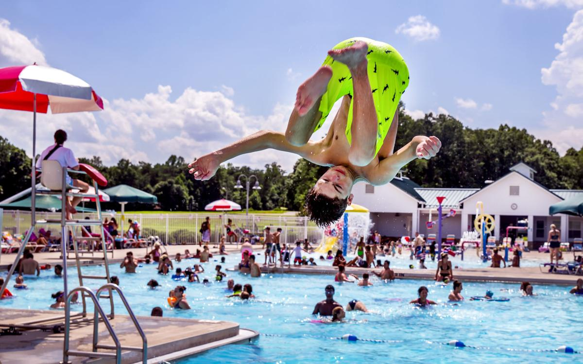 Cool For The Summer Guilford County Pools See Spike In