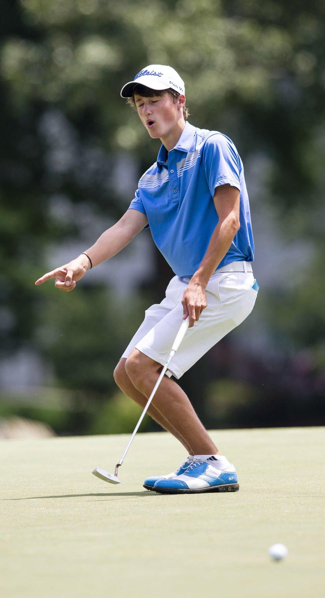 American Junior Golf Association at Sedgefeld