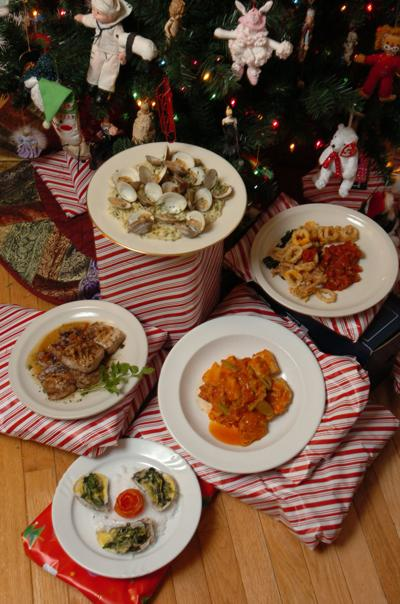 Seven Fishes Christmas Eve.The Feast Of The Seven Fishes Z No Digital Greensboro Com