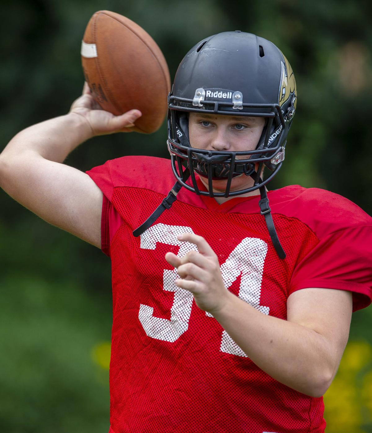 Western Guilford football practice (copy)