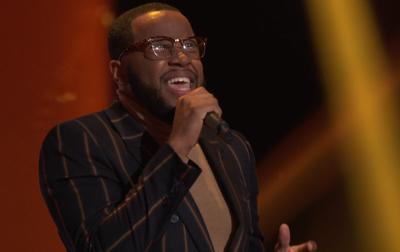 Victor Solomon on The Voice 2021