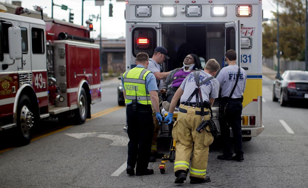 Medical calls keep Fire Station 4 the busiest in Greensboro (Video