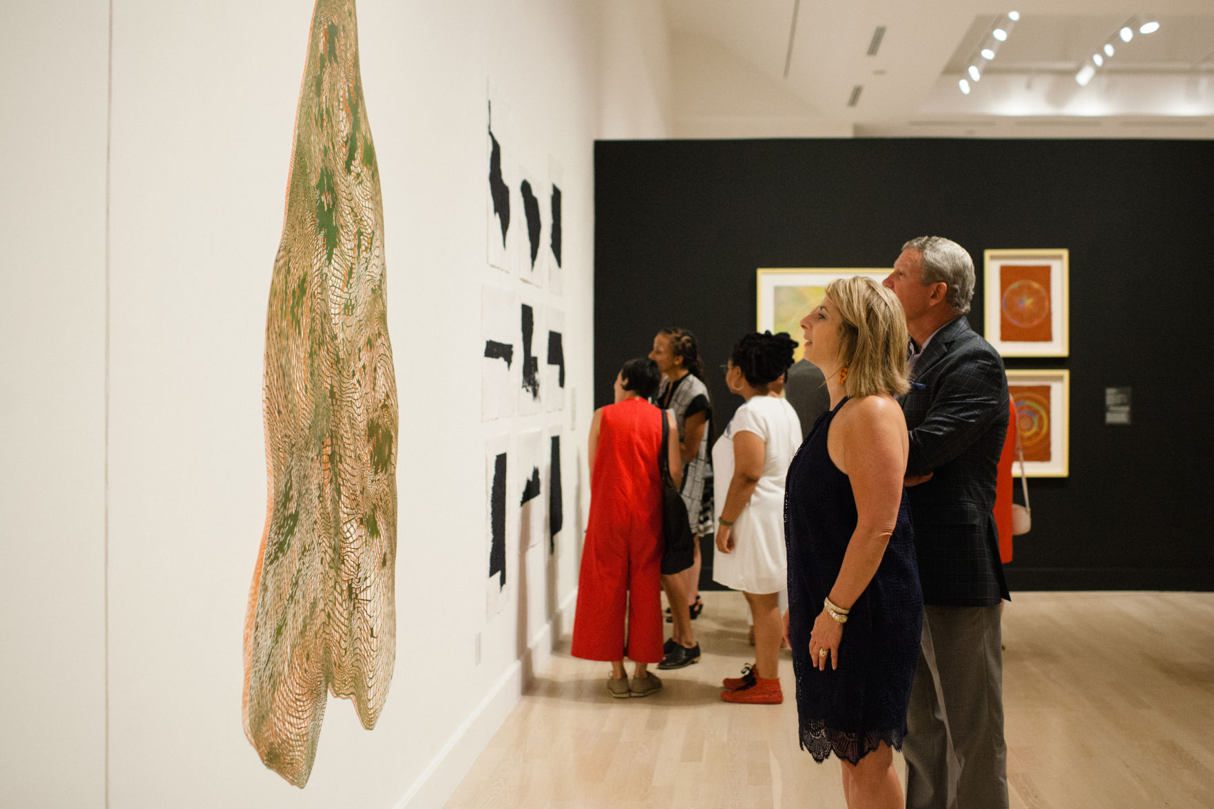 Weatherspoon Art Museum opens its 44th Art