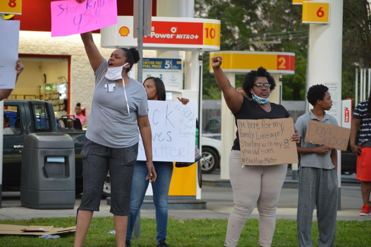 Reidsville Protest