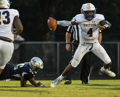Eastern Guilford vs Northeast Guilford (copy)