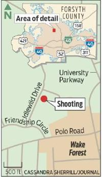 Man shot in Winston-Salem neighborhood near Wake Forest University ...