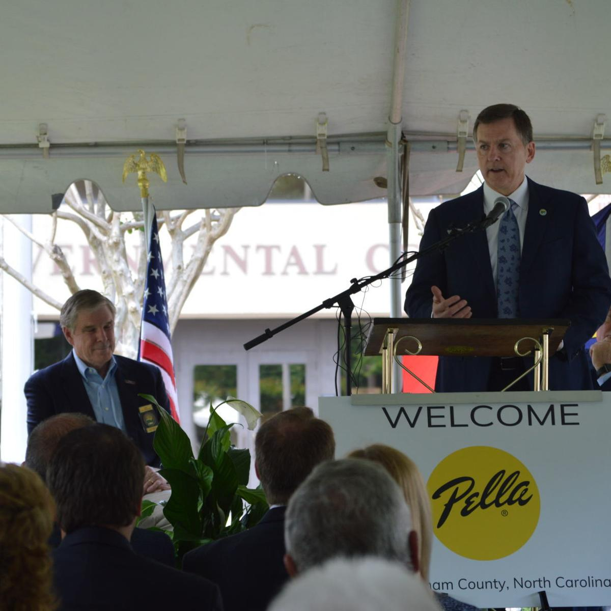 Pella Corporation to create 125 jobs, establish new regional