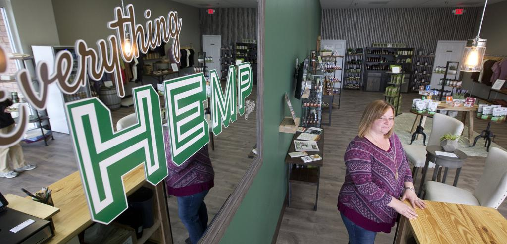 New Greensboro store selling hemp products reflects new