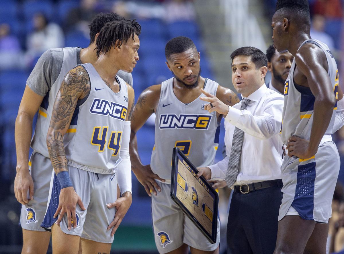 UNCG-Samford basketball (copy)