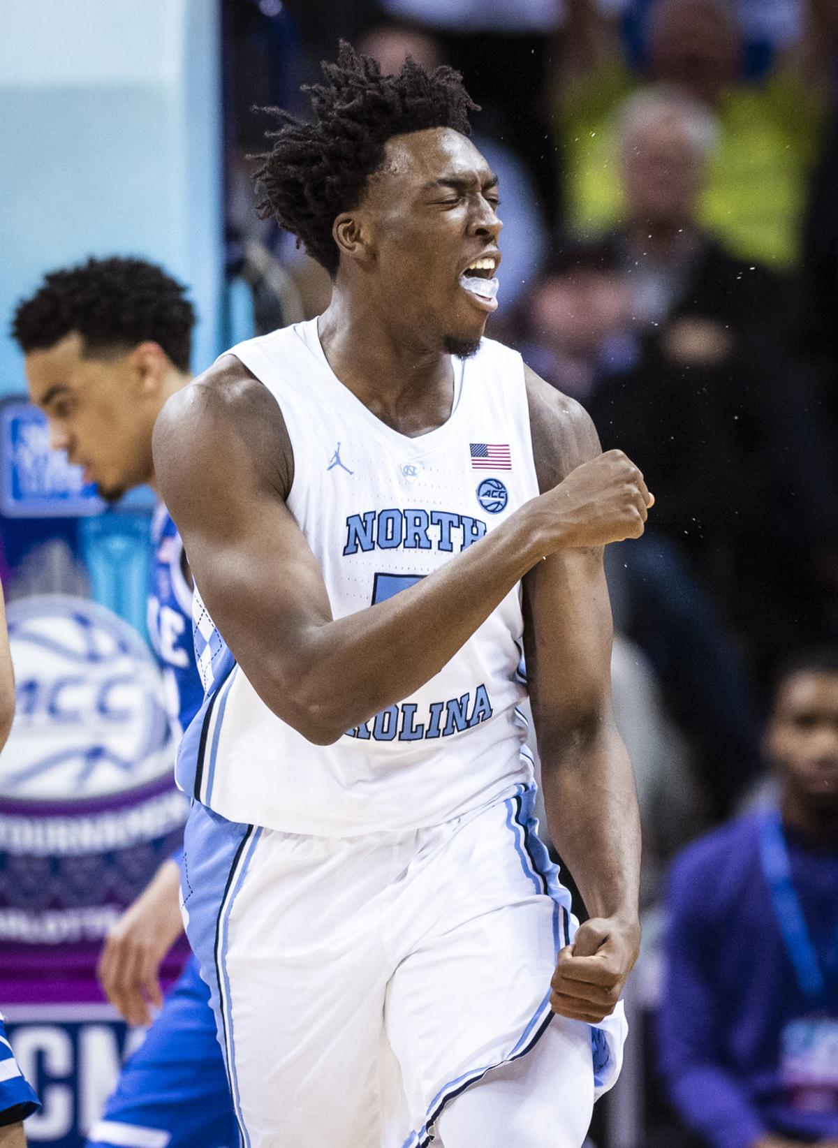 77d23d0837b Williamson leads Blue Devils over Tar Heels in vintage state showdown |  ACCXtra | greensboro.com